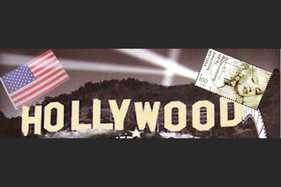 EInladung Zur Hollywood/USA Party Der Tanzsparte